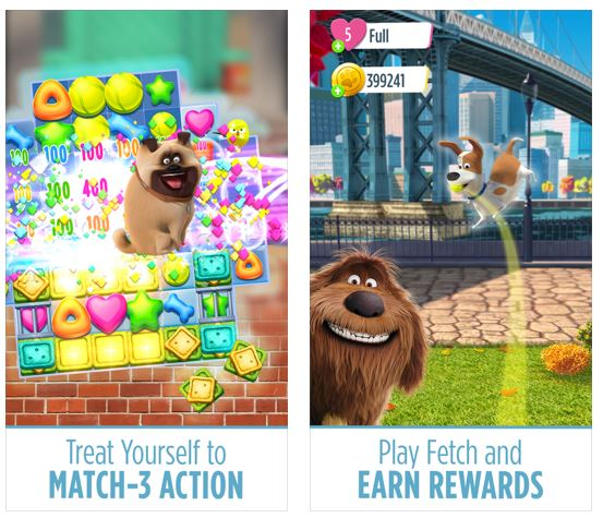 Keep the Fun Going With the The Secret Life of Pets: Unleashed